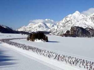 11027 starteten zum 34. Engadin Ski Marathon