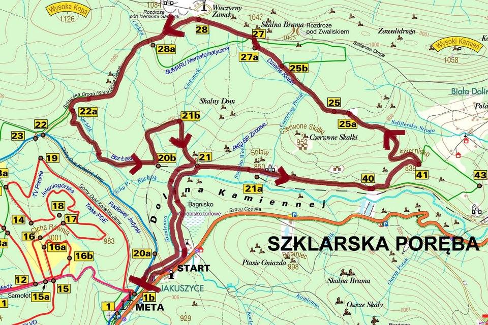 trasa SNS VII