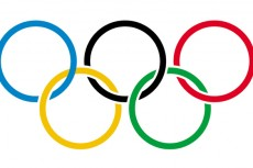 flaga olimpijska