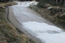 jizerska brak śniegu