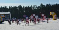 Bieg na igrzyska tomaszów