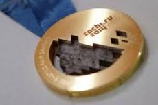 złoty medal soczi