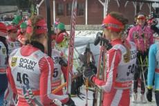 Zaplecze kobiecej kadry w biegach narciarskich jest bardzo skromne.