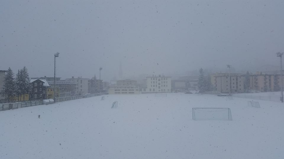 davos 2 śnieg