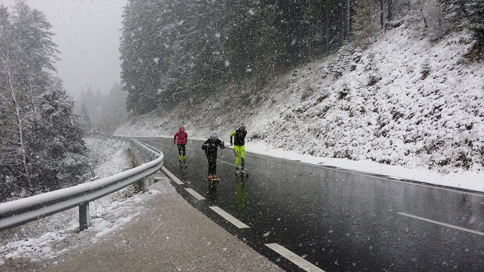 ramsau śnieg