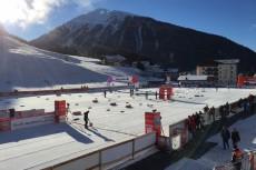 Davos start