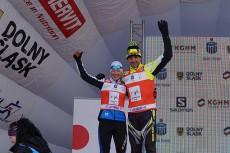 Tatjana Mannima i Petr Novak wygrali Bieg Piastów i FIS Marathon Cup w 2015 r.