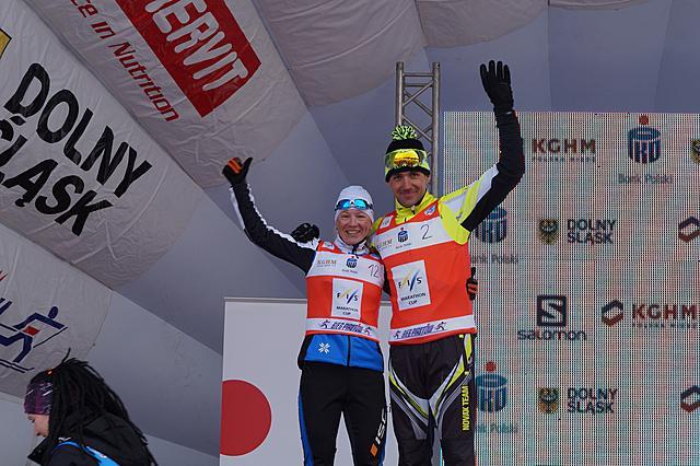 Tatjana Mannima i Petr Novak wygrali Bieg Piastów i FIS Marathon Cup w 2015 r. W 2016 r. nie zobaczymy ich w Jakuszycach.