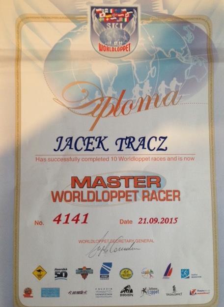 Master Worldloppet