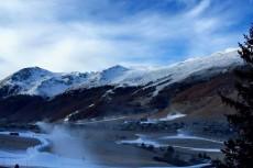 La Sgambeda w Livigno odbędzie się na pętli usypanej ze sztucznego śniegu. Dystans to 24 km.