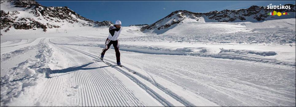 Val Senales było w tym sezonie przygotowawczym najpopularniejszym miejscem wśród biegaczy.