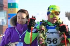 Petr Novak wygrał Vasaloppet China 2016.
