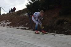 Szwed Jens Burman wygrał bieg młodzieżowców na 15 km Cl
