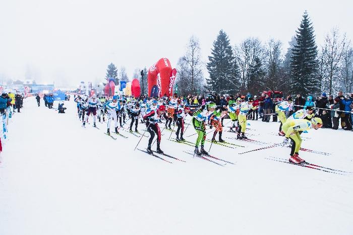 Start Jizerskiej 50