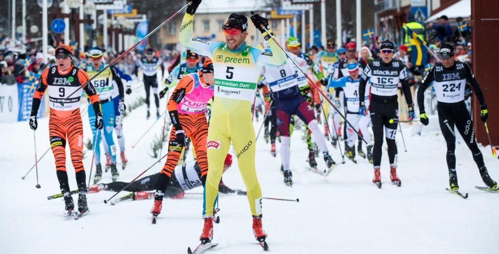 Dahl Vasaloppet 2016