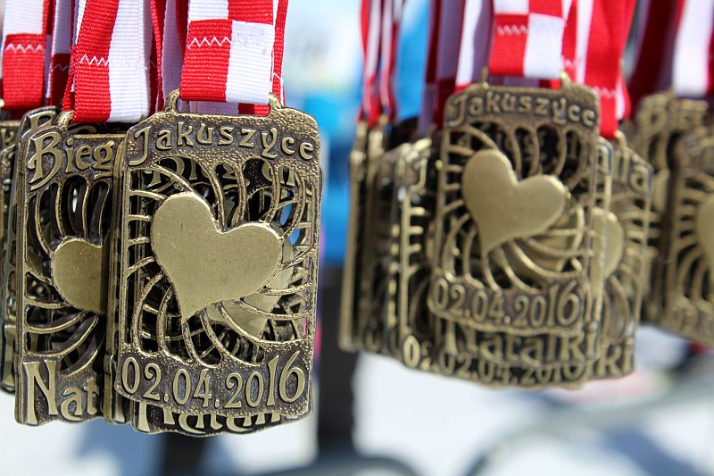 medale bieg dla natalki