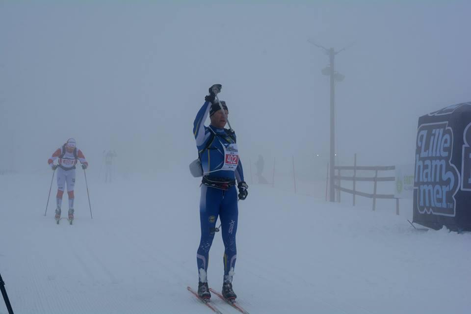 troll ski marathon