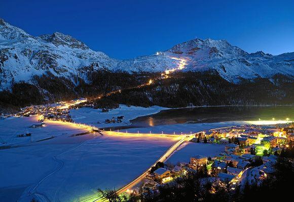 9 marca 2017 r. w dolinie Engadin odbędzie się narciarski bieg nocny na dystansie 17 km.